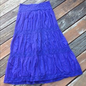 Maxi skirts must be bundle or 11$price